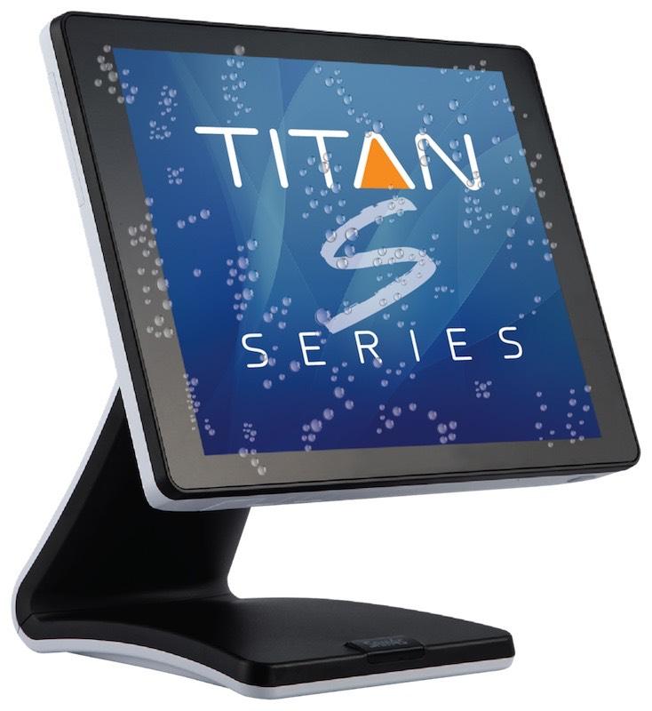 Titan Touchscreen Till System